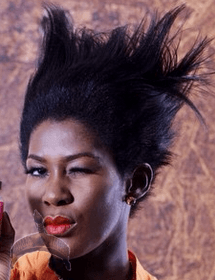 Stephanie Linus's new look 1