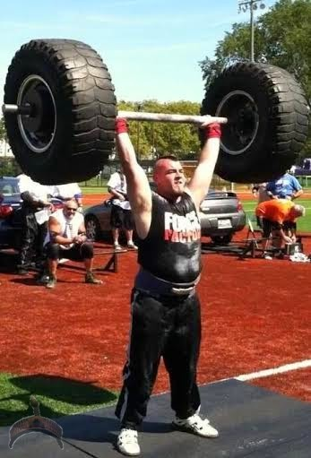0210 Worlds 2nd strongest man is gay (photos)