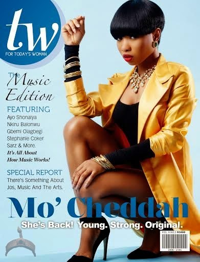 038 Mo Cheddah Covers new edition of TW Magazine