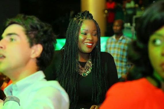 075 Pics: Toolz & boo Tunde Demuren spotted at event over the weekend