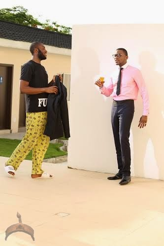 076 Photos: Check out Dbanj,Kayswitch,Tonto Dikeh, in new photoshoot