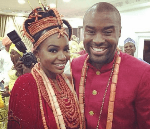 1 13 Check out More pics from Olu of warris son & billionaire daughters wedding