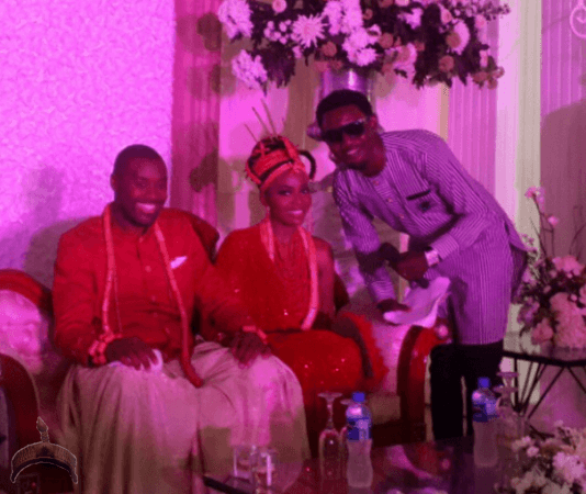 1 22 Check out More pics from Olu of warris son & billionaire daughters wedding