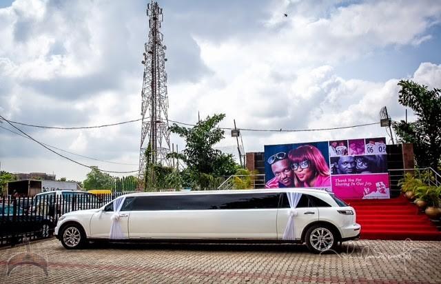 Tolu and olayemi wedding