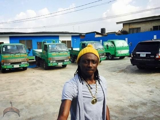 198 Pics of Terry G at his water factory
