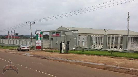 1b PDP Chieftain Prince Buruji Kashamu builds ₦1b political house !