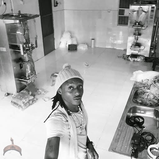 343 Pics of Terry G at his water factory