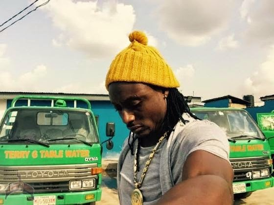 438 Pics of Terry G at his water factory