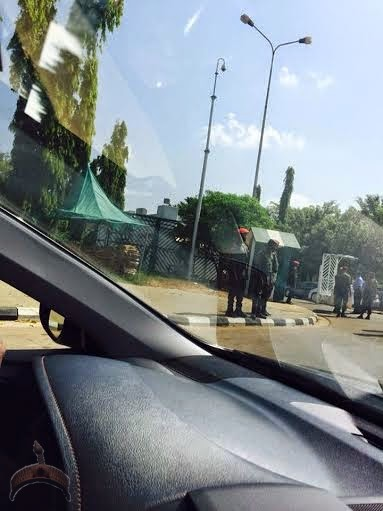 445 Turmoil in National Assembly as Law makers scale fence to gain access into the complex