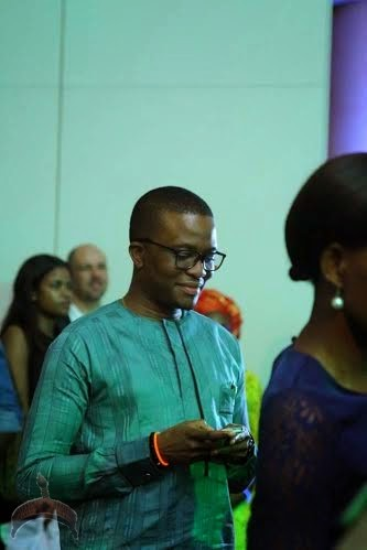 453 Pics: Toolz & boo Tunde Demuren spotted at event over the weekend