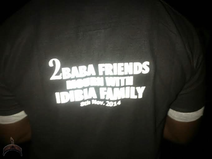 717 Check out Photos from 2face Idibia Dads Burial