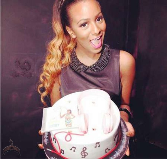 CuppyBday2 Photos: DJ Cuppy Celebrates 22nd Birthday With Billionaire Dad