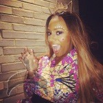 Dj Cuppy 150x150 Images: More Halloween Costume Of Some Nigerian Celebrities