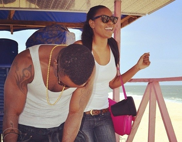 Iyanya 2 Check Out Birthday Message Iyanya sends To Ex girlfriend, Yvonne Nelson