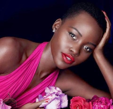 Lupita Nyong Lupita Nyongo dazzles in new shoot for Lancome