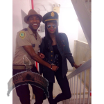 Oluchi 150x150 Images: More Halloween Costume Of Some Nigerian Celebrities