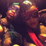 Rihanna 150x150 Images: More Halloween Costume Of Some Nigerian Celebrities