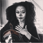 Stella Damasus 150x150 Images: More Halloween Costume Of Some Nigerian Celebrities