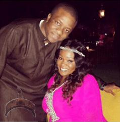 Toolz1 OAP Toolz sends Birhtday shoutout to her man, Tunde Demuren