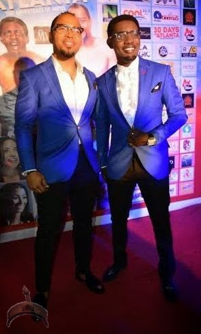 ay AY vs Ramsey Noah: Who rocked the outfit ?
