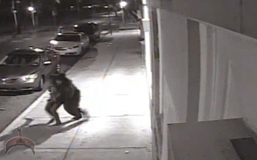cc Police release CCTV footage showing shocking moment woman was kidnapped