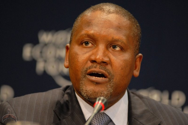 dangote1 With $25BN, Dangote Becomes First African Man Amongst 25 Richest People On Earth