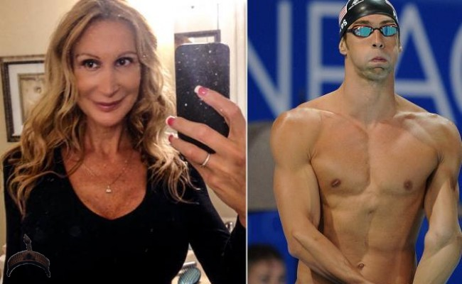 lady8 Shocker: Olympic Champion, Michael Phelps Girlfriend Says She Was Born a Boy