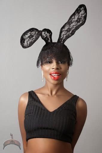 maria okanrende4 OAP/TV personality Maria Okanrende shares hot new promo pics