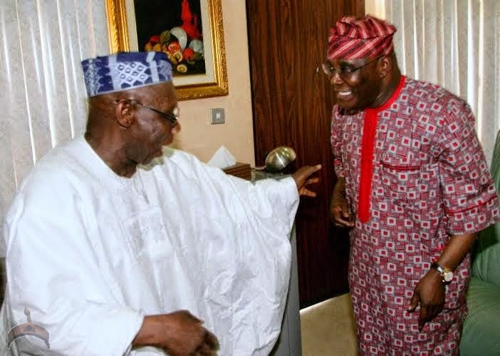 obj1 Sir, Come & eat Amala with me Atiku tells OBJ
