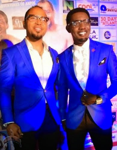 ram AY vs Ramsey Noah: Who rocked the outfit ?