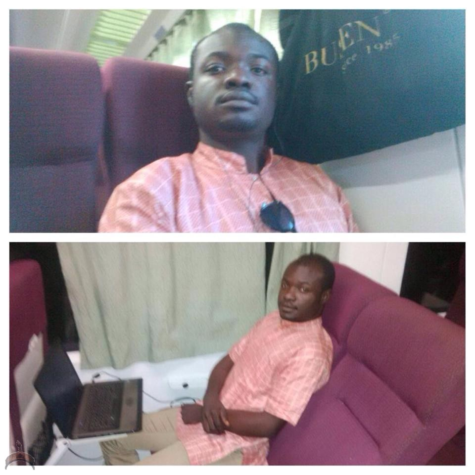 train Photos: Check out GEJs Train from Lagos Kano