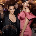 000000 150x150 Kim K & Rihanna looking cool at RiRis charity event