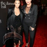 0000005 150x150 Kim K & Rihanna looking cool at RiRis charity event