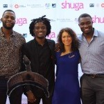 1 181 150x150 Pics: Alex Okosi,Dakore, Waje, other celebs meet for Shuga launch