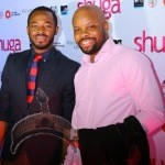 1 221 150x150 Pics: Alex Okosi,Dakore, Waje, other celebs meet for Shuga launch
