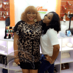 1 23 150x150 Photos from Mercy Aigbes Grand Opening of Her Boutique Mag Divas Boutique