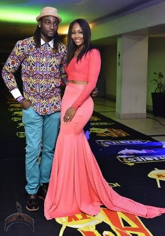 1 232 Exclusive Pics from Headies 2014 red carpet