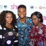 1 28 150x150 Pics: Alex Okosi,Dakore, Waje, other celebs meet for Shuga launch