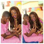 16 150x150 Photos: Nollywood Actress Empress Njamah visits Kids with Down Syndrome !