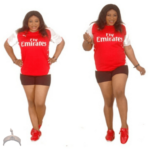 2 Actress Ayo Adesanya releases new photos