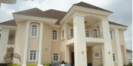 See pics of 20 most beautiful residential houses in for Pictures of beautiful houses in nigeria