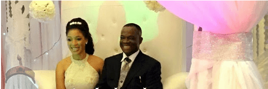228 Pics from Dabota Lawson & Prince Akus wedding