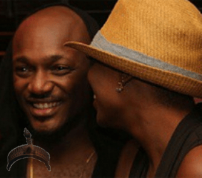2face 1 Photos from 2face & wife date night