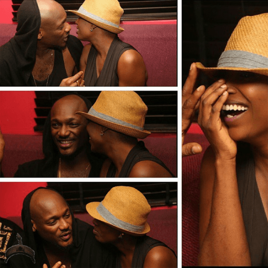 2face2 Photos from 2face & wife date night