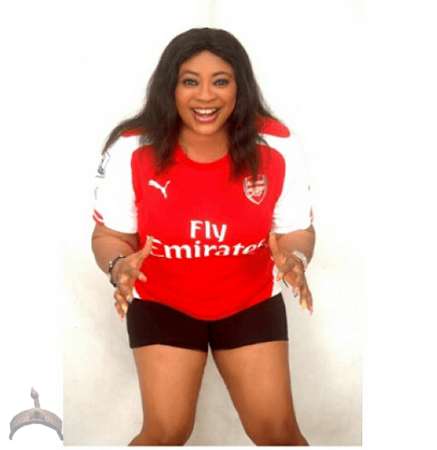 3 Actress Ayo Adesanya releases new photos