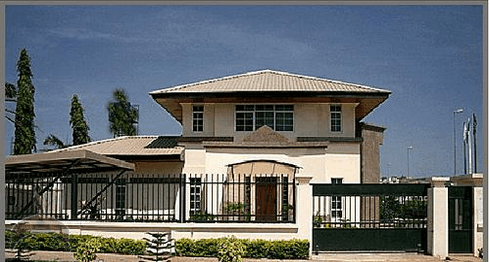 Beautiful nigerian houses images for Beautiful house designs in nigeria