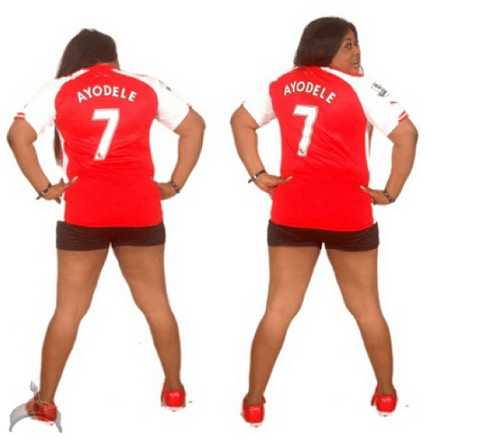 4 Actress Ayo Adesanya releases new photos