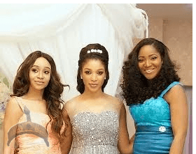 418 Pics from Dabota Lawson & Prince Akus wedding
