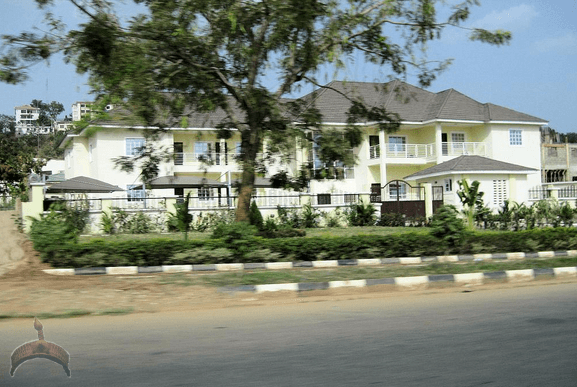 Nigeria property see pics of 20 most beautiful for Beautiful residential houses