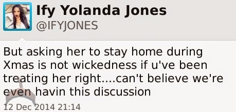 512 Ify Yolanda Jones disagress with Wale Gates defence of maid/baby killer
